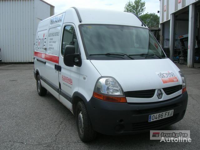 RENAULT MASTER 125.35 minibüs panelvan