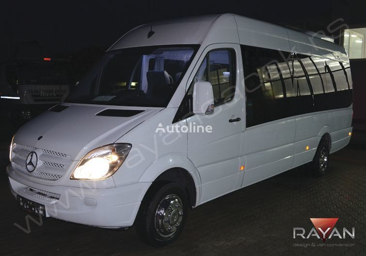 yeni MERCEDES-BENZ SPRINTER 516 CDI - RAYAN LTD minibüs yolcu