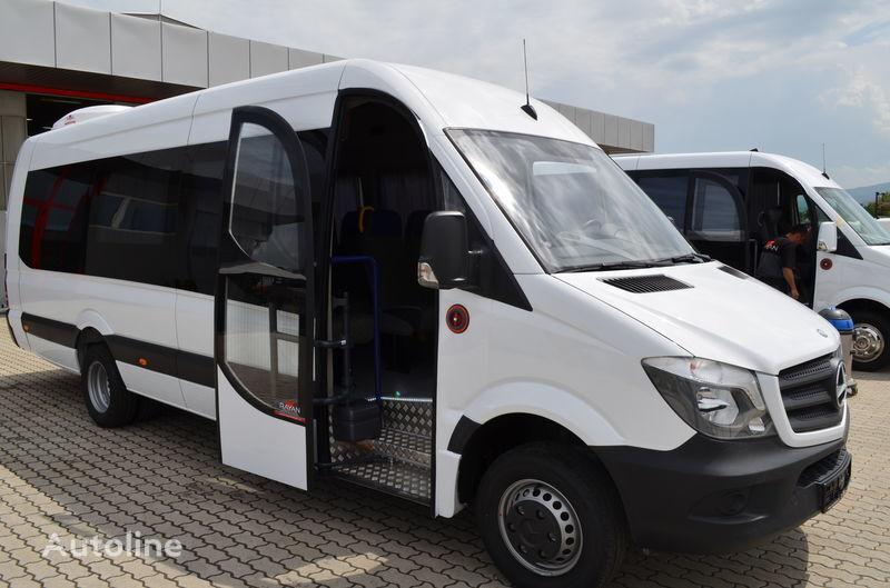 yeni MERCEDES-BENZ SPRINTER 516 CDI - RAYAN SERBIA minibüs yolcu