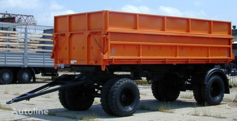 yeni KAMAZ SZAP-8551-02 römork damperli kamyon