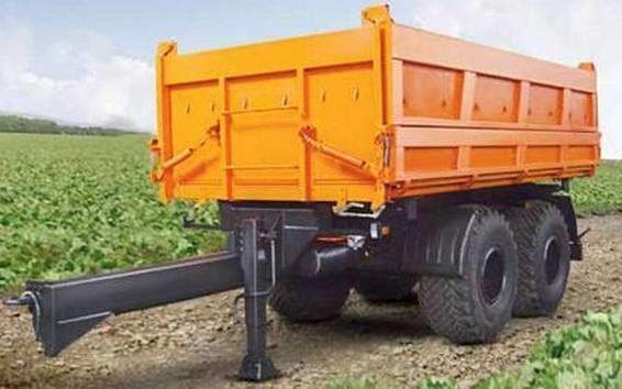 yeni KAMAZ SZAP-8582T römork damperli kamyon