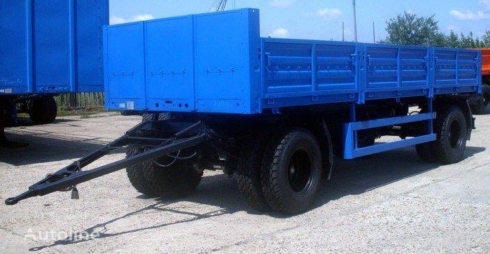 yeni KAMAZ SZAP-8357-02 römork kasa dorse