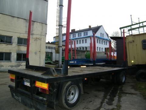 TRAILOR R 202 EN 3 L römork kereste kamyonu
