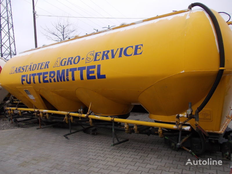 FELDBINDER SILOS DO MĄKOWOZU !!! silo tankeri