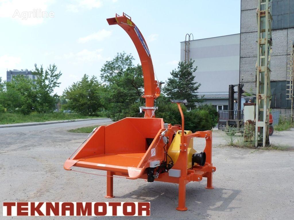 yeni TEKNAMOTOR Skorpion 280RB Dal Öğütme