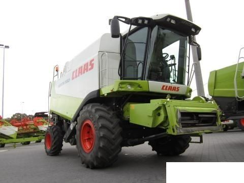 CLAAS 560 biçerdöver