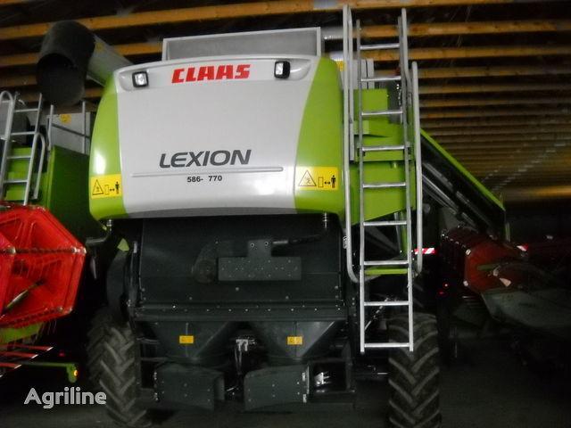 CLAAS LEXION 560 biçerdöver