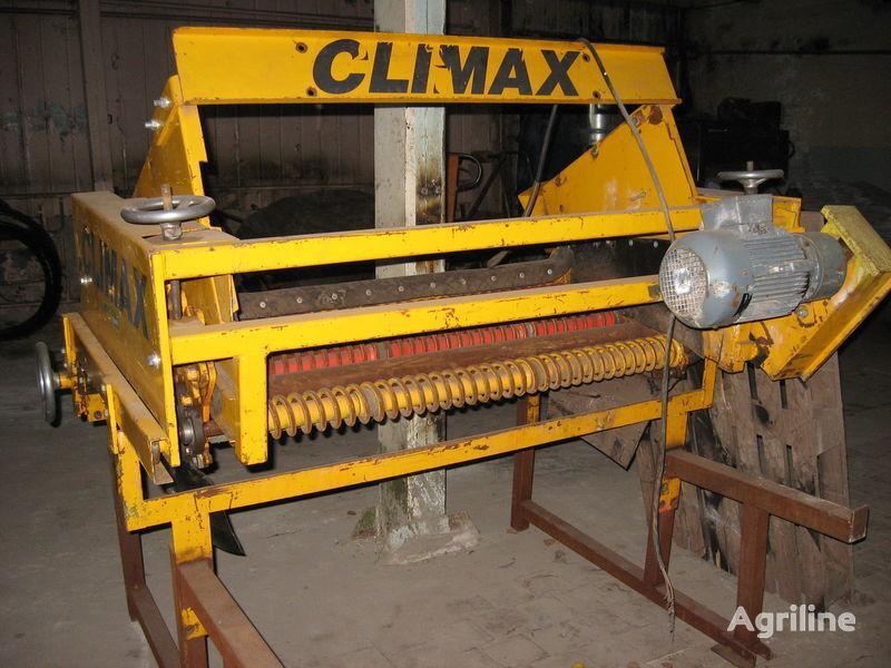 CLIMAX pristavka dlya kolibrovki (reguliruemaya) eleme tesisi