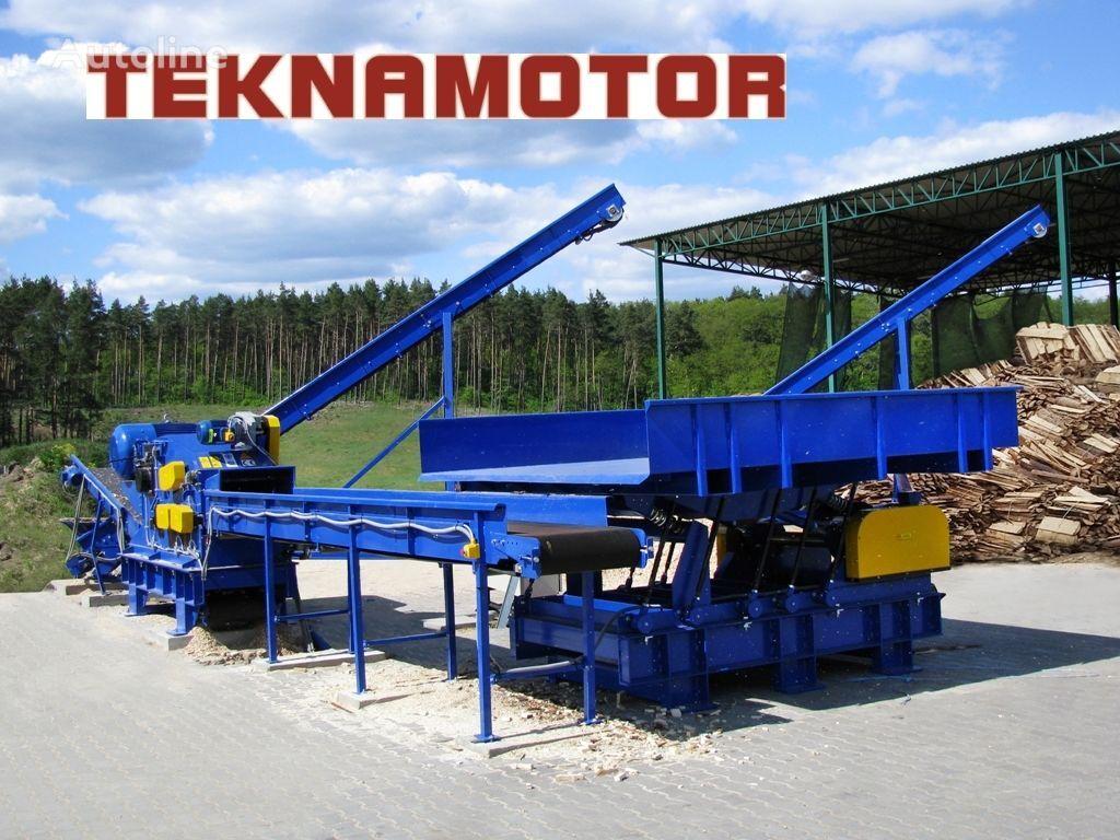 yeni TEKNAMOTOR Skorpion 650 EB kereste fabrikası