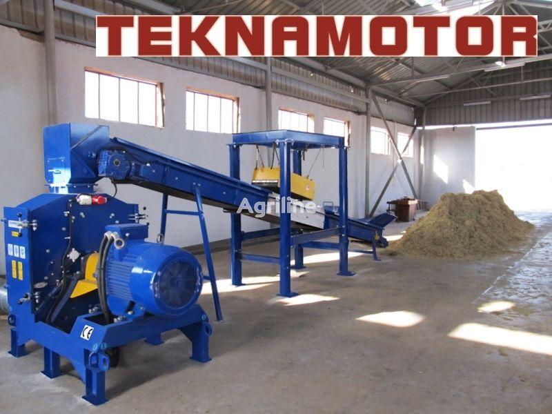 yeni TEKNAMOTOR Skorpion 800 kereste fabrikası