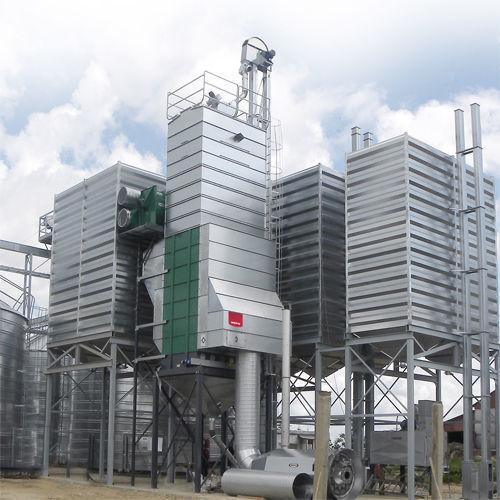 yeni Stacionarnye vakuumnye zernosushilki MEPU serii DCR kurutma sistemi