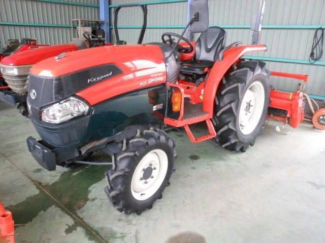 KUBOTA mini traktör