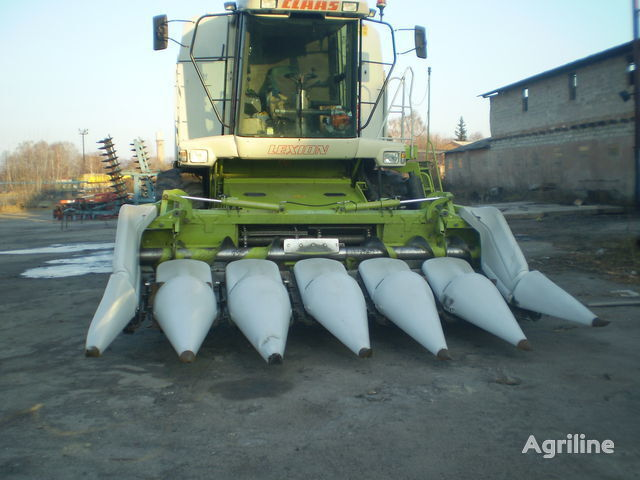 CLAAS CONSPEED 6-70 FC orak makinesi