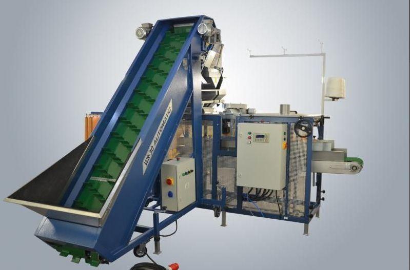 Vesovoy dozator dlya ovoshchey+upakovshchik v rashel-meshki paketleme makinesi