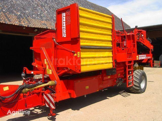GRIMME SE 150 - 60 NB patates toplama makinesi
