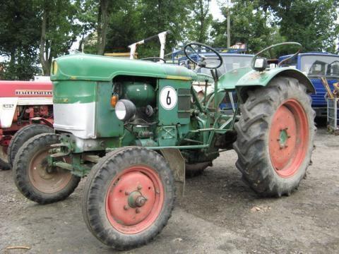 DEUTZ-FAHR D 25 S-N tekerlekli traktör