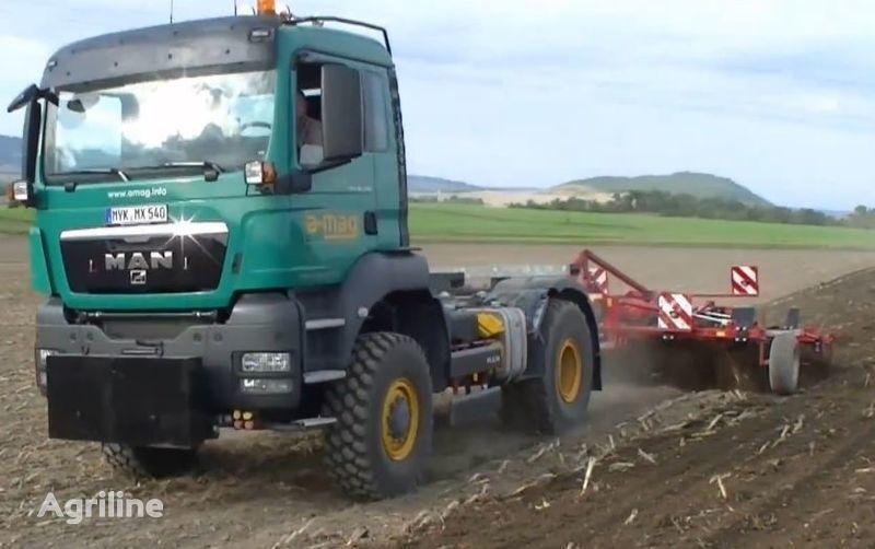 FENDT man-trac.ru tekerlekli traktör