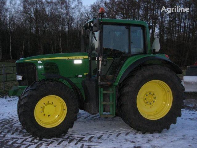 JOHN DEERE 6920S tekerlekli traktör