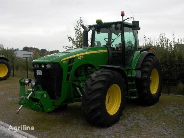 JOHN DEERE 8530 tekerlekli traktör
