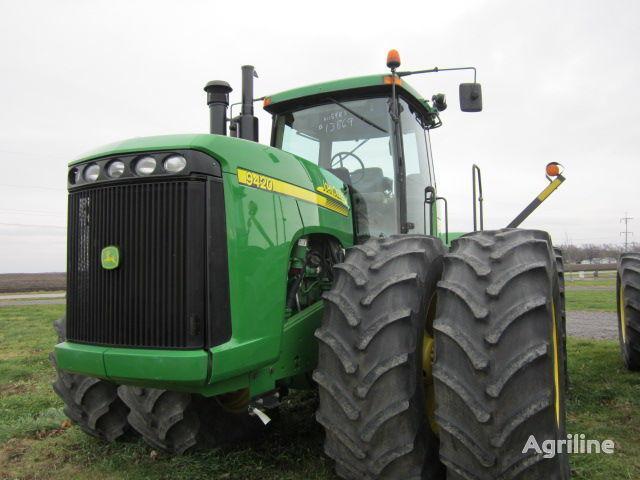 JOHN DEERE 9420 tekerlekli traktör
