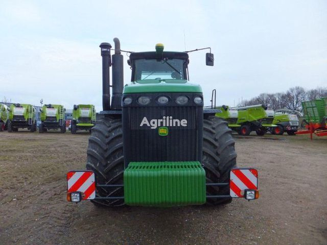 JOHN DEERE 9630 tekerlekli traktör