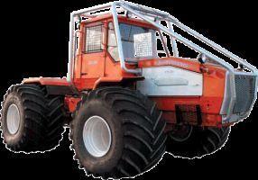 HTA-200-07 tekerlekli traktör