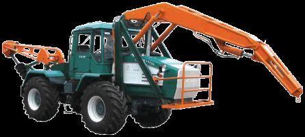 HTA-200-BKM tekerlekli traktör
