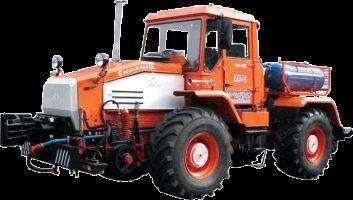 MMT-2  Manevrovyy motovoz na baze traktora HTA-200  tekerlekli traktör
