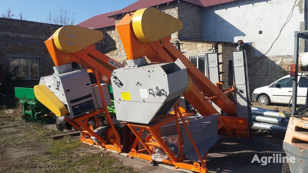 yeni ZM-60Usilennyy  (ZM-90U) Novyy tohum yükleyici