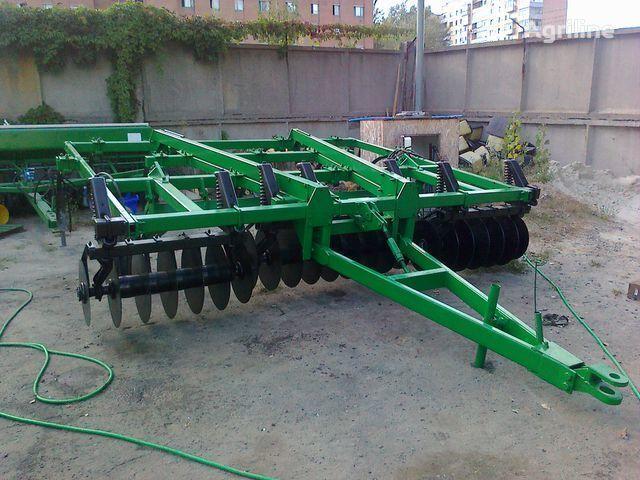 JOHN DEERE 712 toprak işlema makinası