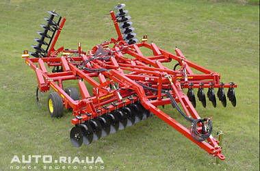 Sunflower 4511-11 toprak işlema makinası