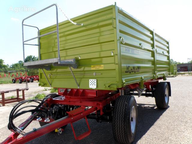 yeni CONOW HW 180 Dreiseiten-Kipper V 4 traktör römork