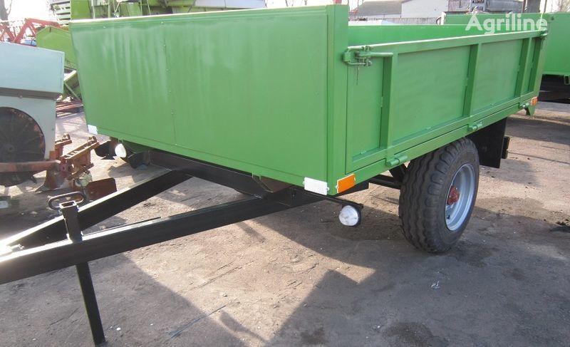 yeni HTZ PTS traktör römork