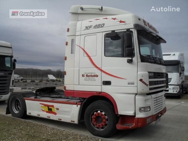 DAF FT95 XF.480 SPACE CAB tır