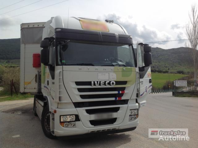 IVECO STRALIS 500 Disponible a partir de 31/05/2017 tır
