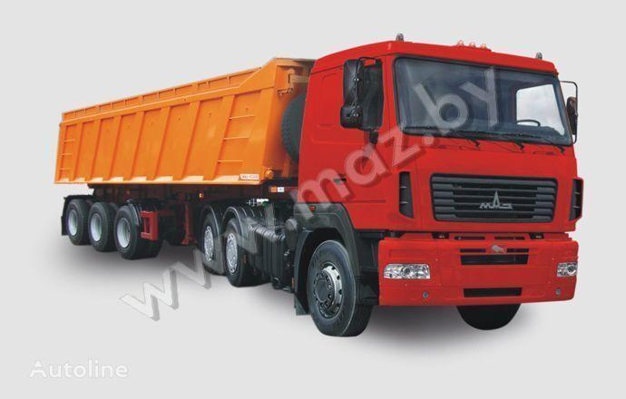 yeni MAZ 6430 A8 tır