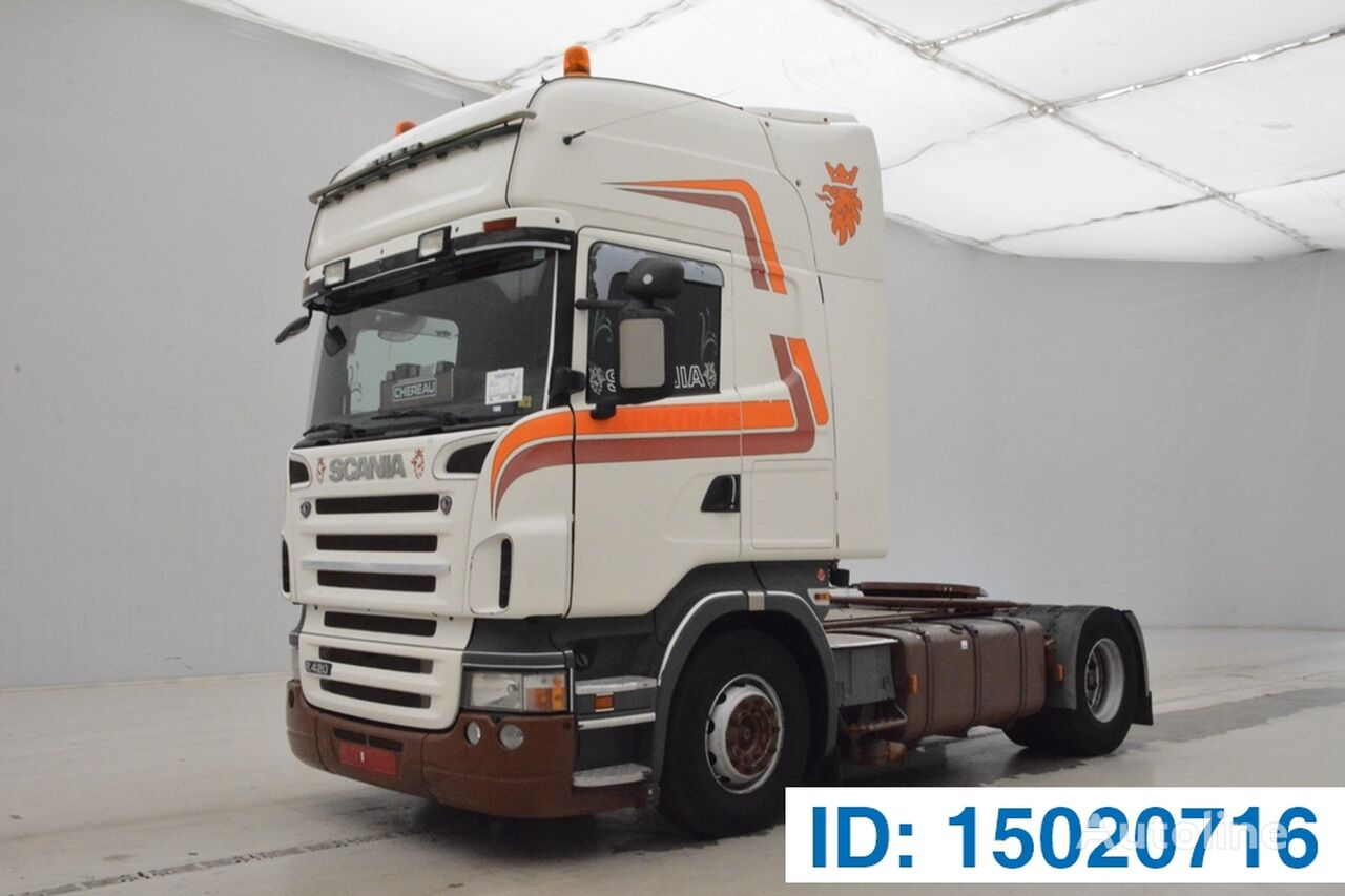 SCANIA R420 TOPLINE tır