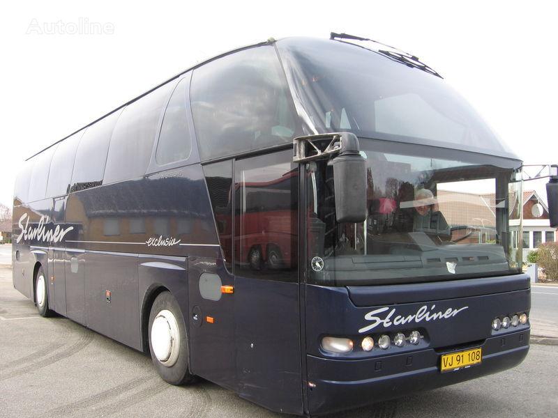 NEOPLAN N 516 STARLINER Nr 235 tur otobüsü