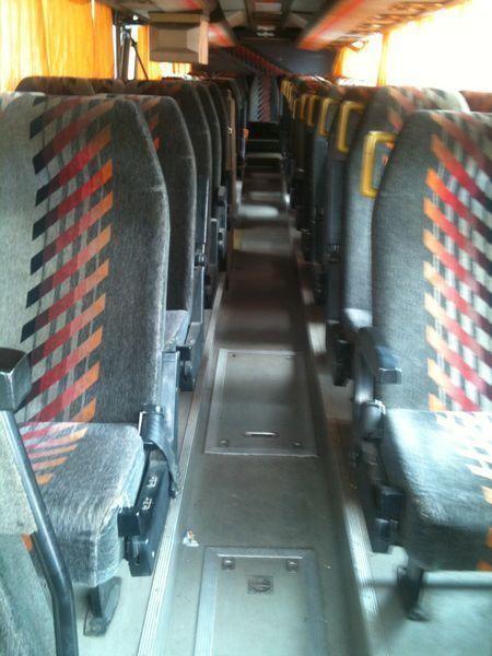 VOLVO Vanhool tur otobüsü