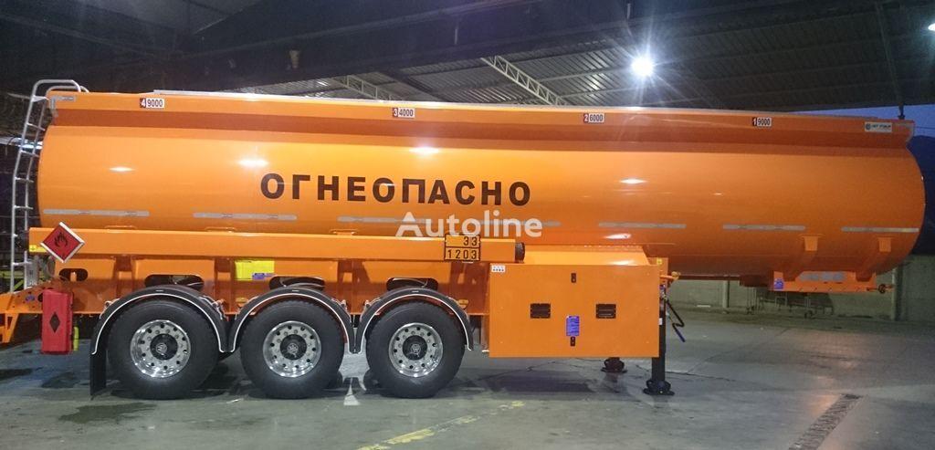 yeni OKT-TRAILER yakıt tankeri