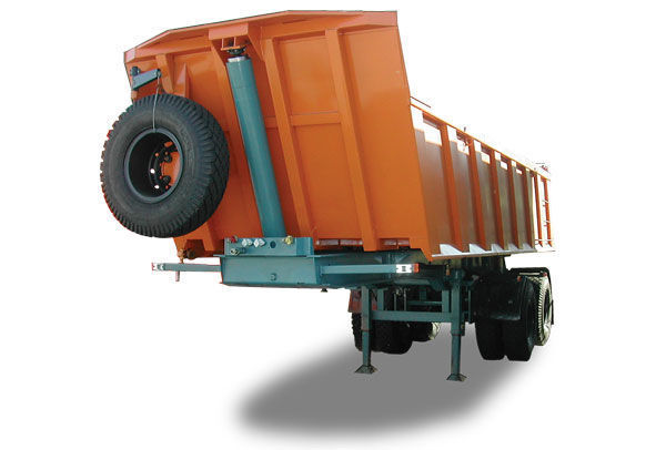 yeni MAZ 950600-020 yarı römork damperli kamyon