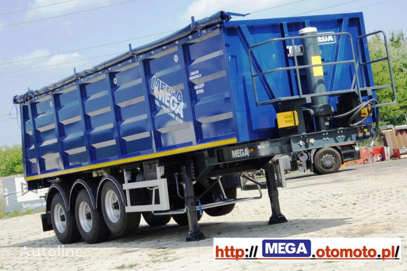 yeni MEGA 2013 SALE !!! 33 M³ STAHL KIPPER MIT KLAPE = FUR Geröll & Bitume yarı römork damperli kamyon