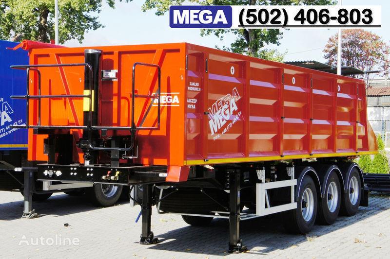 yeni MEGA 28/8360 kcc - camosval 30 kub.m., pama k tyagachu 6x4, klapan! yarı römork damperli kamyon