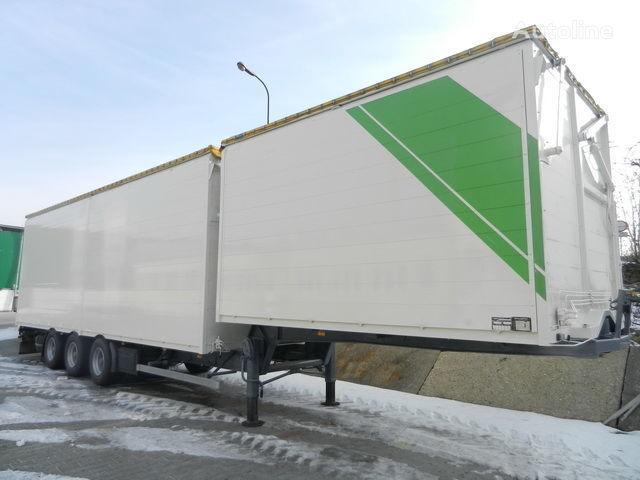 NACZEPA RIEDLER VA 9 HK WYWROTKA yarı römork damperli kamyon