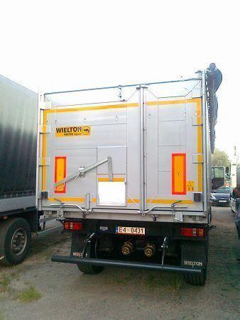 yeni WIELTON NW3 yarı römork damperli kamyon