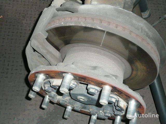 IVECO Trakker 8t 2007 kamyon için Achser Trakker 14F06 Knorr bremse 41285003-004 aks