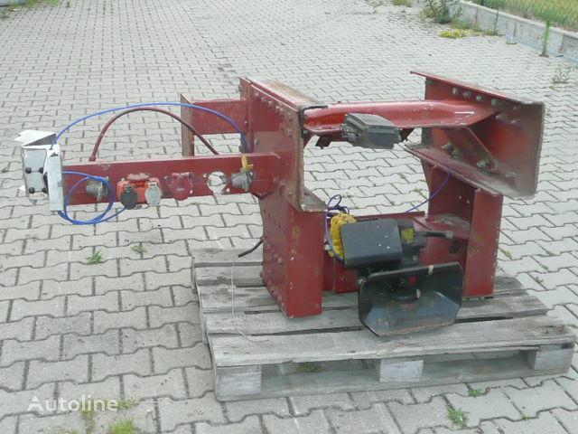 Rockinger Hunterflur kamyon için Automatik 50´ Bolzen bağlantı aracı