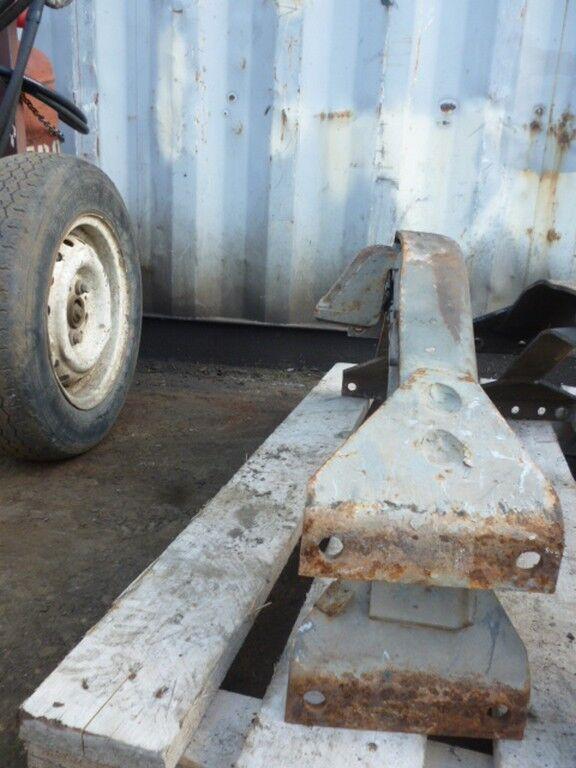 SCANIA kamyon için Traversa ramy bağlantı elemanları