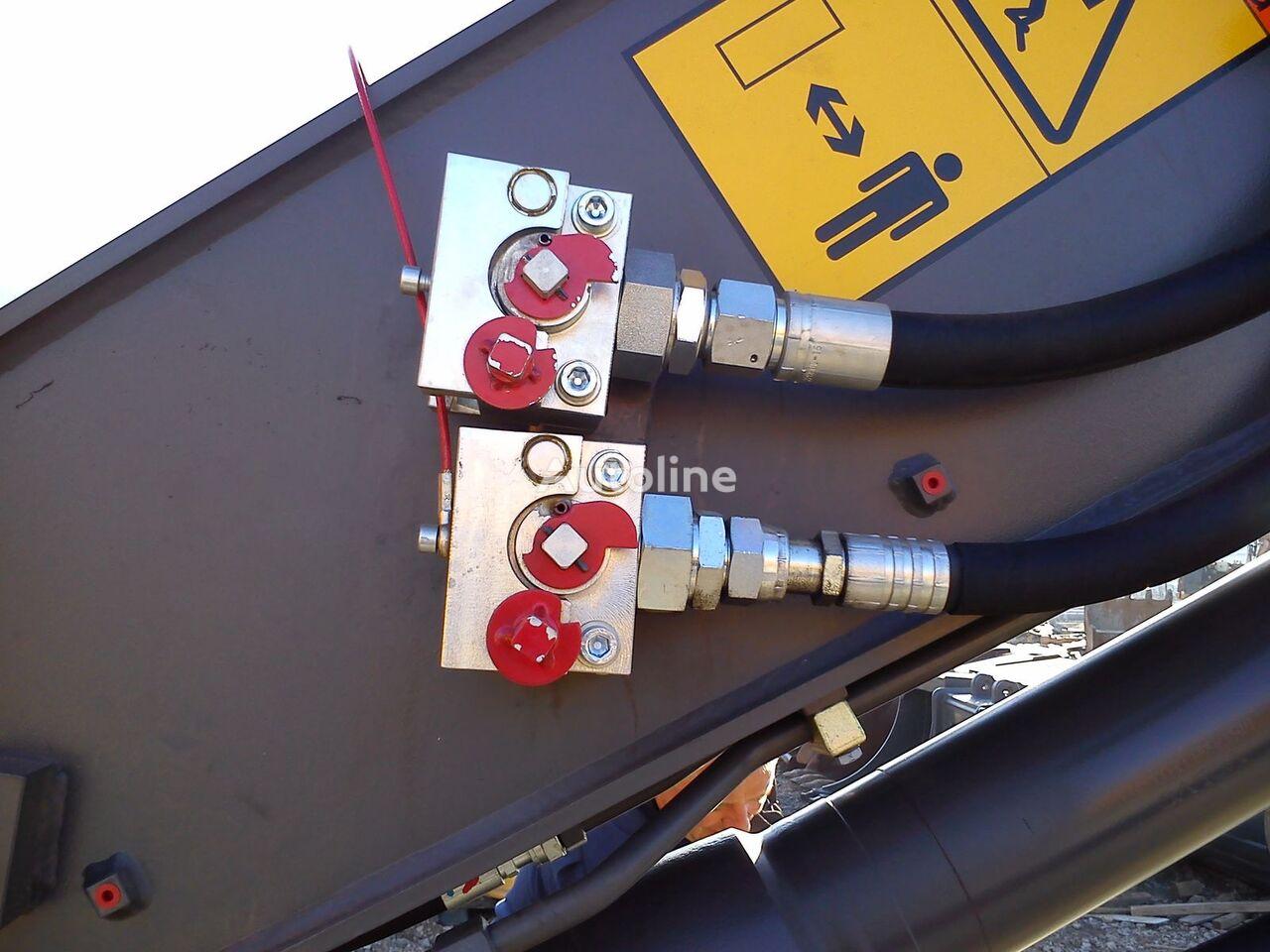 yeni Balavto coupler B-Quick for hydraulic hoses çabuk bağlantı elemanı