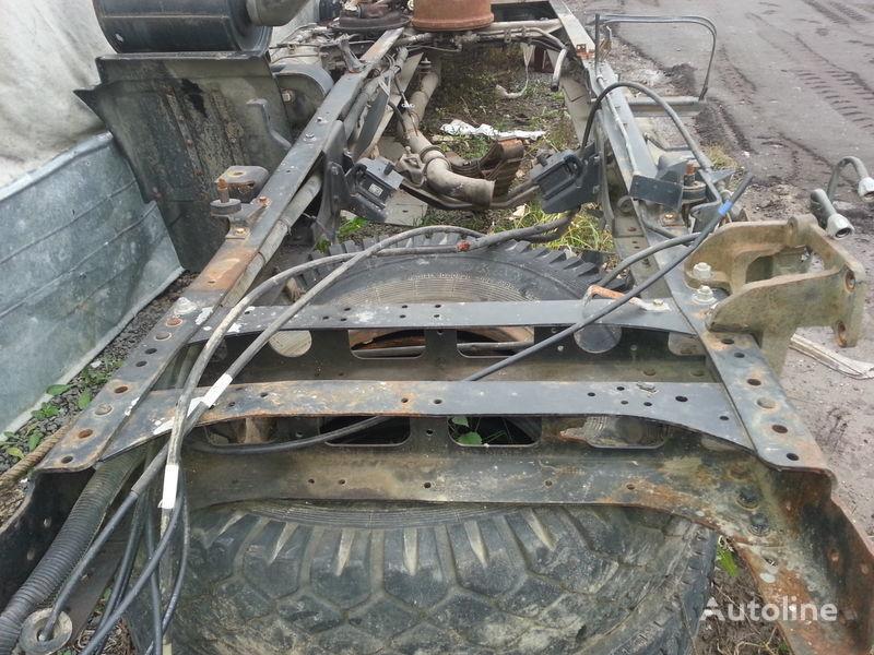 HYUNDAI HD120 kamyon için çerçeve